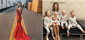 Urodziła czworo dzieci w 4 lata. Ma niesamowite ciało
