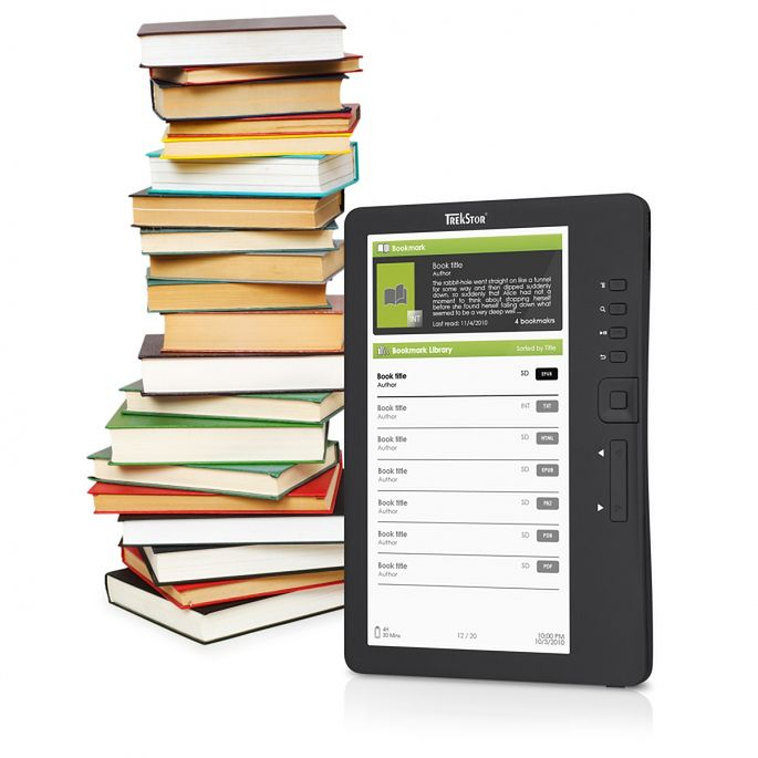 TreckStor Ebook Reader 3.0 czytnik z EMPIK-u