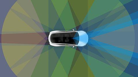 Tesla: wszystkie samochody odtąd w pełni autonomiczne. Dzięki Nvidii