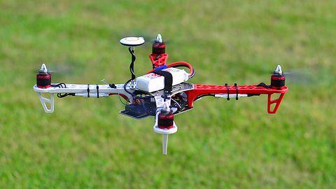 Pierwszy film z kwadrokoptera GoPro: spektakularne wejście na rynek dronów