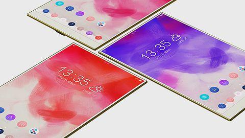 Tablet HiSense Magic Mirror: gdy piękno jest ważniejsze niż wszystko inne