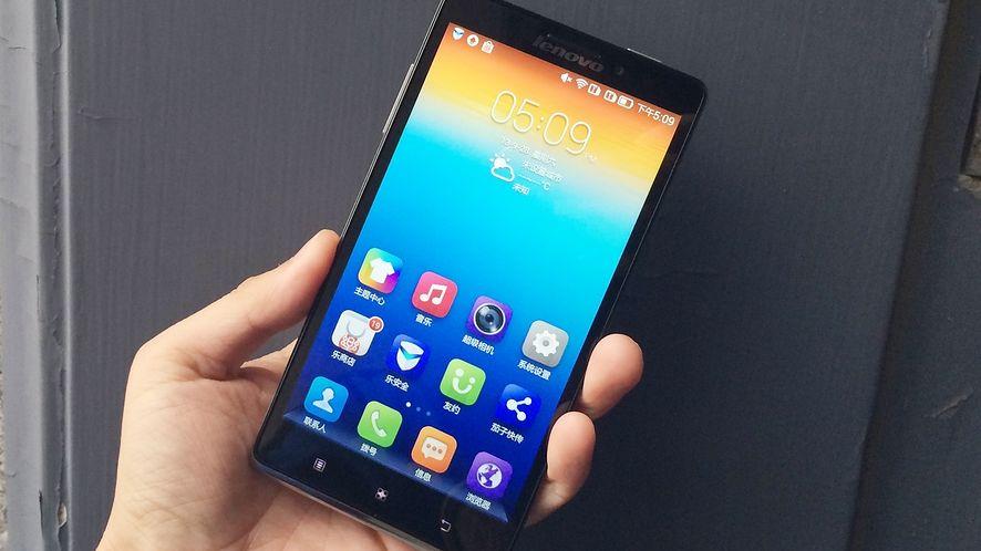 Lenovo Vibe Z, topowy smartfon z obsługą dwóch kart SIM
