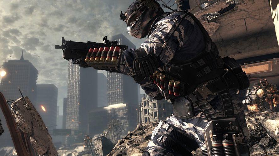Nowa galeria z Call of Duty: Ghosts, ujawniono edycje Hardened i Prestige gry