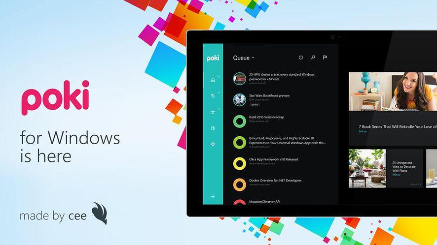 Użytkownicy Windows 8 doczekali siędobrej aplikacji do obsługi Pocketa