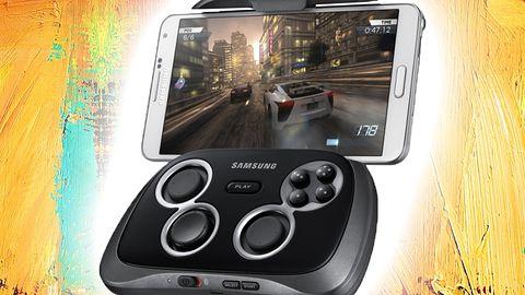 Samsung prezentuje własny kontroler, będzie można zrobić konsolę ze smartfonu Galaxy