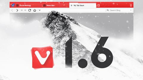 Vivaldi 1.6 już jest! Zarządzanie kartami dopieszczone w szczegółach