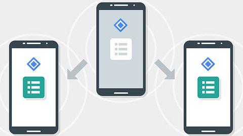 Google Nearby Connections: API do komunikacji P2P między urządzeniami