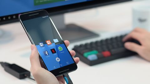 Samsung DeX: oto stacja dokująca dla androidowego Continuum Samsunga