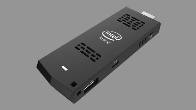 [CES 2015] Intel Compute Stick: komputer wielkości pendrive'a z Windowsem lub Linuksem