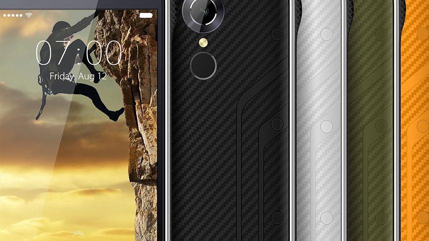 HomTom T20 Pro – pancerny smartfon w dobrej cenie i z 3 GB RAM