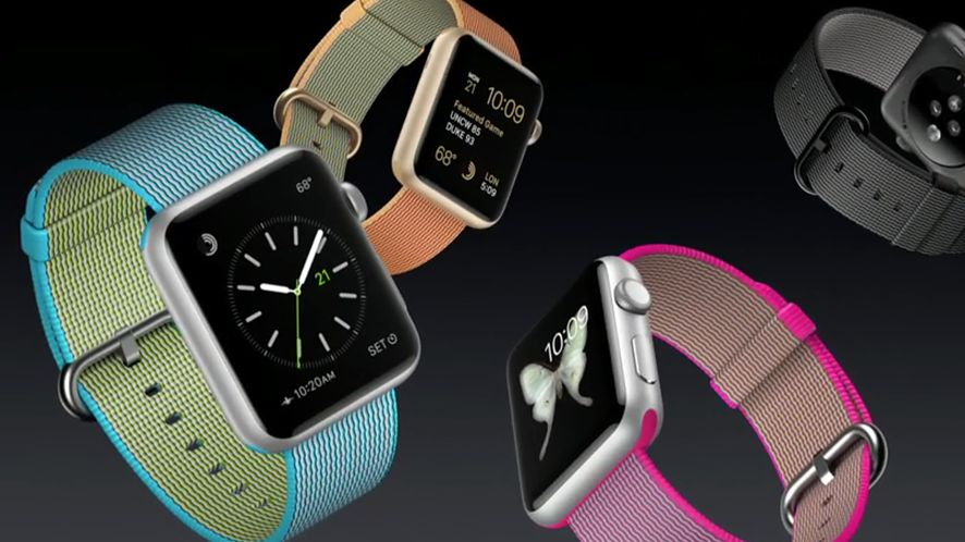 Apple Watch to najbardziej pożądany smartwatch, ale nie dogoni opasek Fitbit i Xiaomi