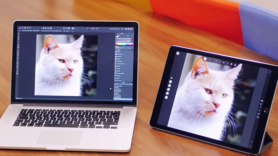 iOS też dostanie Affinity Photo, beta dla Windowsa coraz bliżej