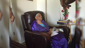 Zmarła najstarsza Amerykanka. Codziennie jadła jeden produkt (WIDEO)
