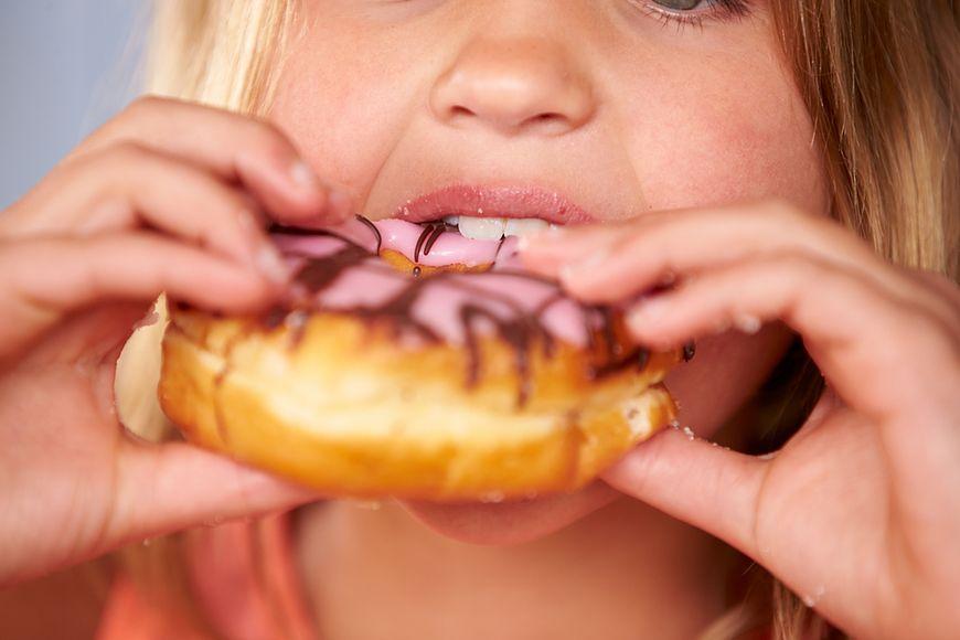 Rak żywi się cukrem