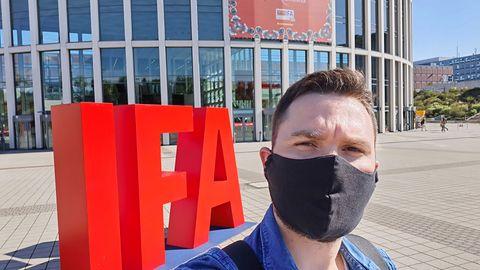 IFA 2020. Tak wyglądają targi w czasach pandemii—jak stypa