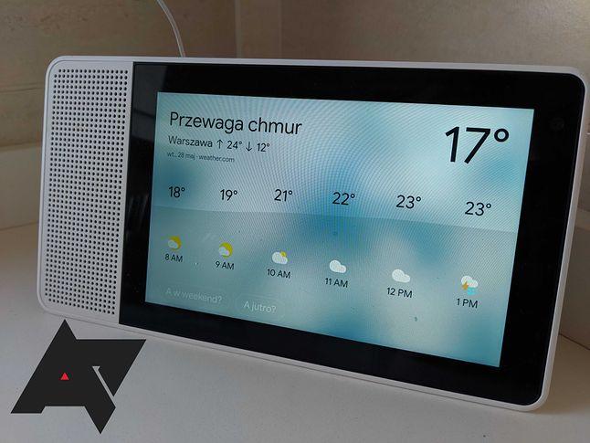 Asystent Google po polsku na Lenovo Smart Display / androidpolice.com