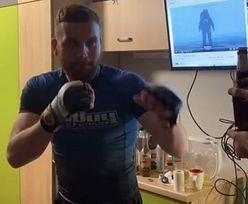 Błachowicz pomógł studentom AWF otworzyć piwo? Ich kanał podbija sieć