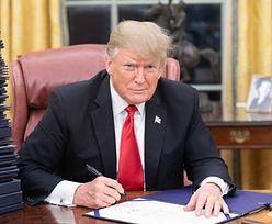Trump podjął ważną decyzję. Chodzi o koronawirusa
