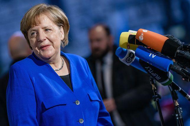 Niemiecki rząd będzie kontynuował porozumienie nuklearne