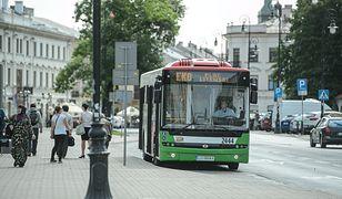 3,5 latek samotnie podróżował autobusem w Lublinie