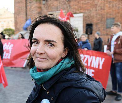 Była prezes stowarzyszenia Wiosna Joanna Sadzik będzie teraz Dyrektor Zarządzającą