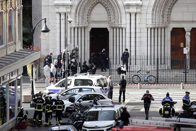 Francja. Atak nożownika w Nicei. Zabici i ranni