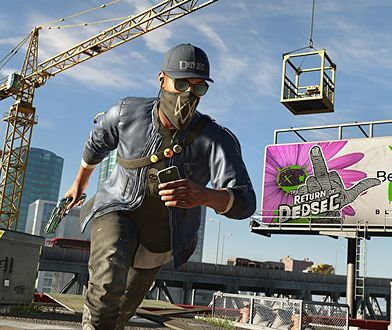 Watch Dogs 2 za darmo. Tak Ubisoft zachęca do Ubisoft Forward