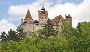 Zamek w Branie, Rumunia