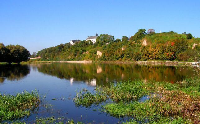 Widok na Górę Zamkową, Drohiczyn