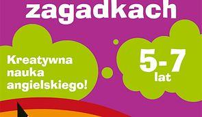 Karty dla dzieci - Angielski w zagadkach 5-7 lat