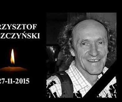 Zmarł wybitny varsavianista Krzysztof Jaszczyński