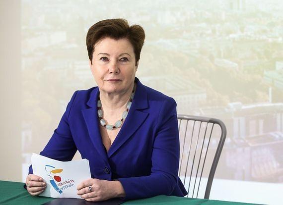 Gronkiewicz-Waltz triumfuje. Sąd uchylił karę nałożoną przez komisję weryfikacyjną