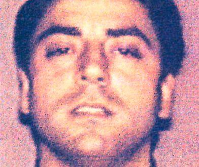 """Francesco """"Frank"""" Cali, domniemany szef nowojorskiej mafii."""