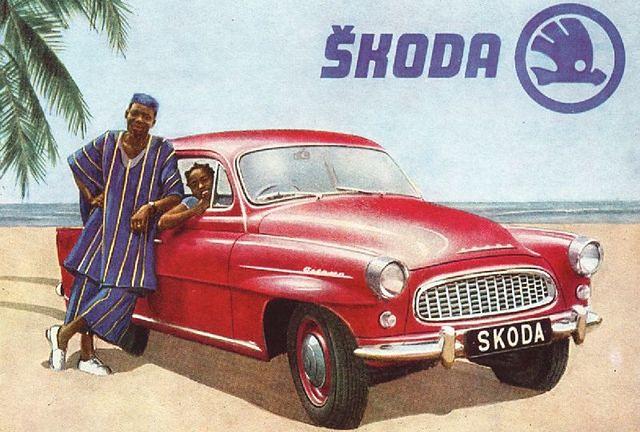 Historia w nazewnictwie modeli Skody