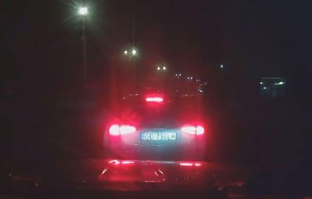 #dziejesiewmoto: nieuważny kierowca audi doprowadza do stłuczki