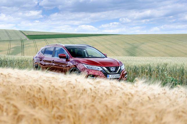 Nissan Qashqai - pierwsza jazda / fot. Mariusz Zmysłowski