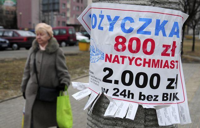 Wyłudzili od internautów ponad milion zł. Oferowali szybkie pożyczki