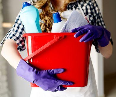 Kiedy sprzątamy mieszkanie, często zapominamy o czyszczeniu np. fug lub usuwaniu osadów