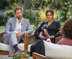 Wywiad Meghan i Harry'ego. Królowa nie jest na nich zła
