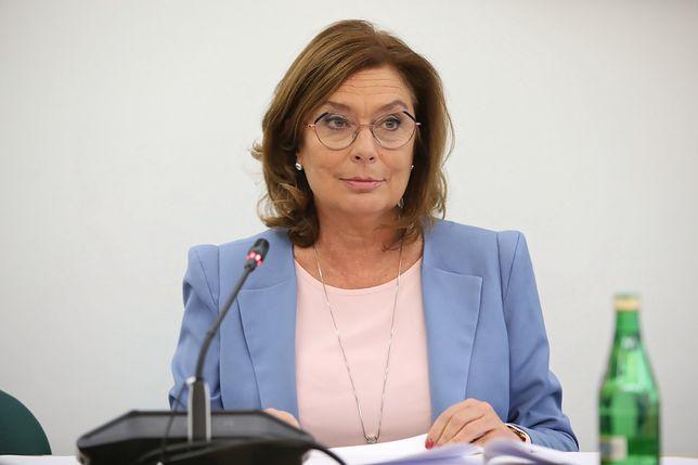 Małgorzata Kidawa-Błońska o orędziu: Senat może być innym miejscem
