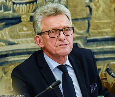 Stanisław Piotrowicz uważa, że nie ma za co przepraszać prof. Małgorzaty Gersdorf