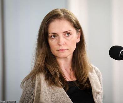 Joanna Mucha ponagla prezydenta