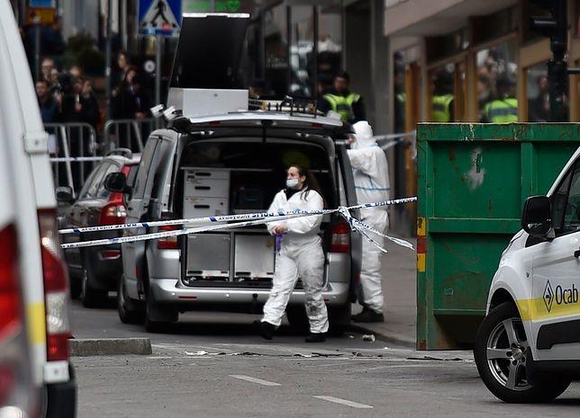 Terrorysta wjechał w tłum ludzi. Rusza jego proces