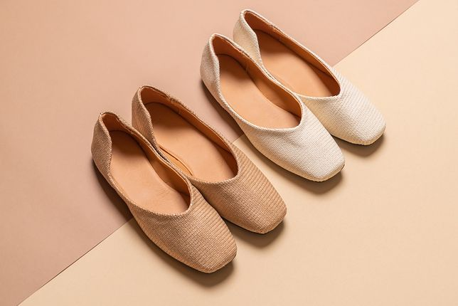 Lekkie buty na ciepłą wiosnę i lato - to lubimy!
