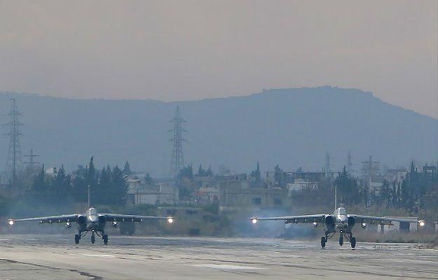 Rosja potwierdza, że jej lotnictwo zbombardowało tajną bazę amerykańsko-brytyjską w Syrii