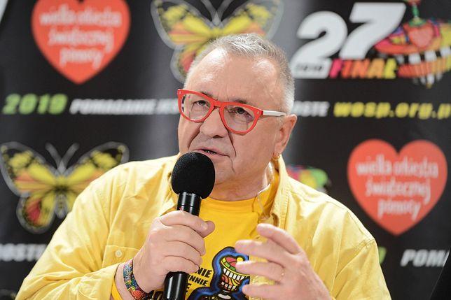 Jurek Owsiak nie dostanie pokojowego Nobla. To nie jest nagroda dla WOŚP