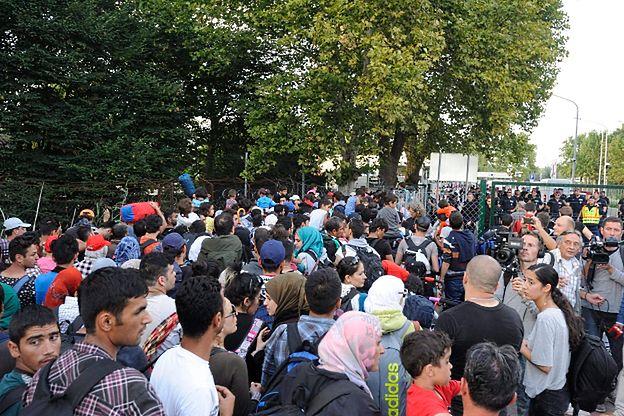 Imigranci idą inną trasą. Omijają Węgry