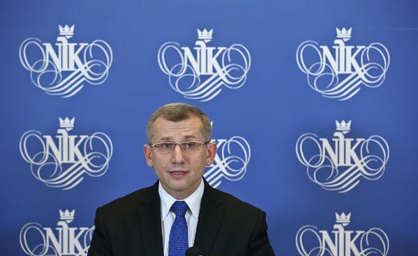 Prezes NIK o kontroli w Krajowym Biurze Wyborczym: mam uczucie deja vu