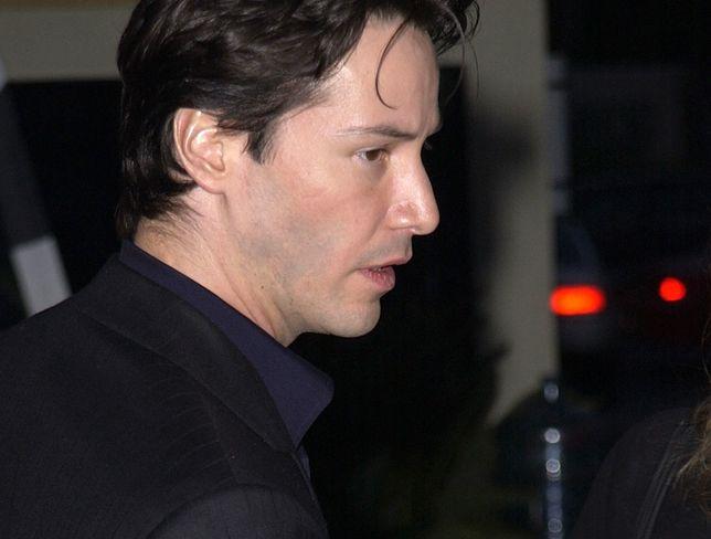 Keanu Reeves głęboko przeżył utratę dziecka i ukochanej.