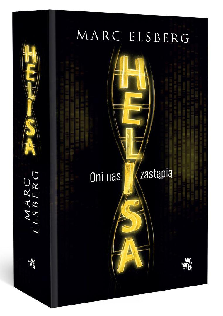 Czy masz w sobie geny, które zapewnią ci przetrwanie? Przeczytaj fragment książki ''Helisa'' Marca Elsberga